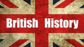 Famous People from British History timeline