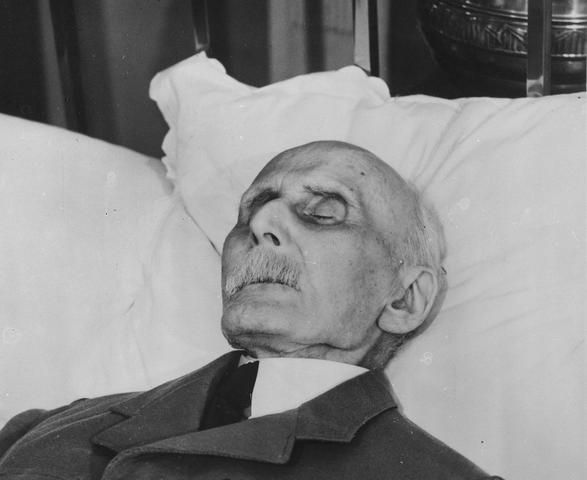 Morte di Philippe Petàin