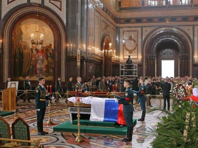 смерть Бориса Николаевича Ельцина