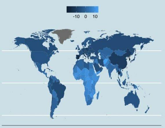 Cambios Demográficos de la Economía Global