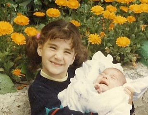 Nacimiento de mi hermano Nacho