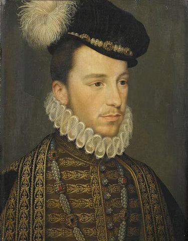Enrique III de Francia. (1551-1589). (Reinado: 1574-1589).