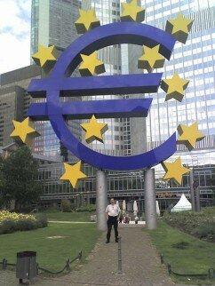 de invoering van de euro