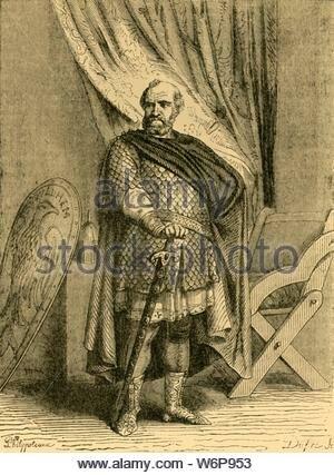 Guillermo nombrado duque de Normandía