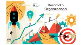 autores desarrollo organizacional timeline