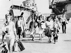Abbandono di Algeri da parte della Francia