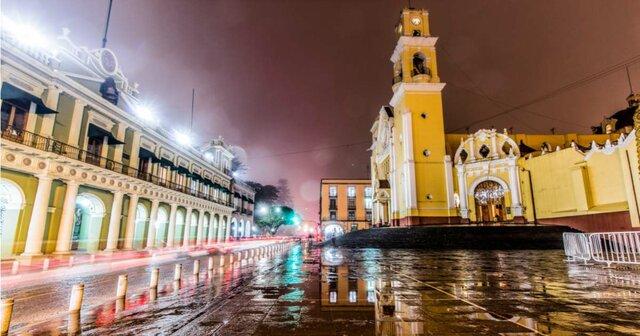 Travel to Xalapa