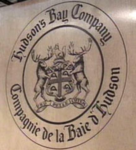 Founding of Hudson's Bay Company