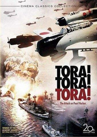 """""""Tora! Tora! Tora!"""" por Richard Fleischer, Kinji Fukasaku y Toshio Masuda,"""