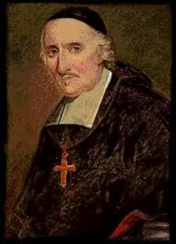 Monseigneur Francois of Laval