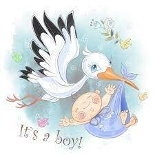 Nascimento do meu príncipe André
