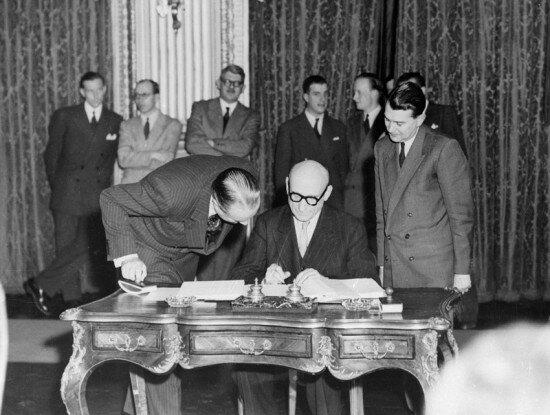 Trattato di Parigi - CECA