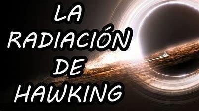 Radiación Hawking