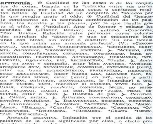 Diccionario de uso de María Moliner