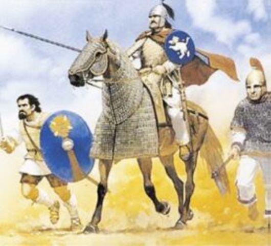 Apogeo del Imperio Bizantino con Justiniano