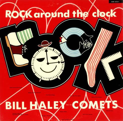 Nacimiento del Rock and roll con Bill Haley
