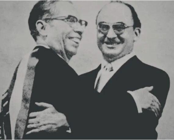 Períodos de Gustavo Díaz Ordaz (1964-1970) y Luis Echeverría (1970-1976)