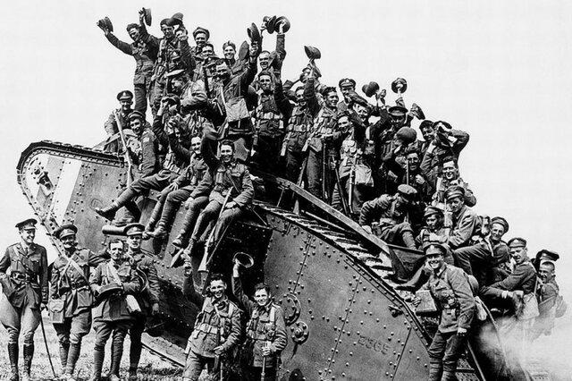 FI de la Primera Guerra Mundial