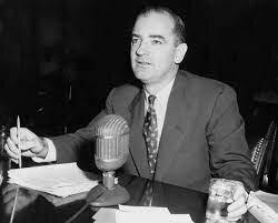 Joseph McCarthy / McCarthyism