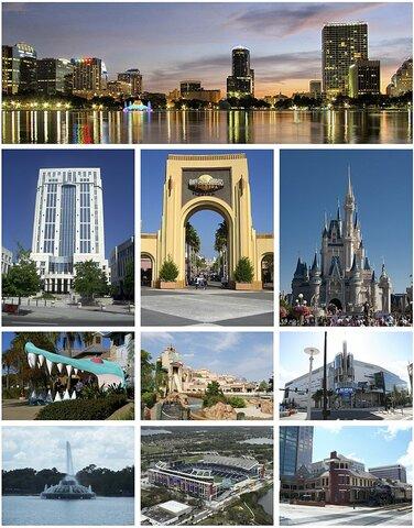 Viaje a Orlando