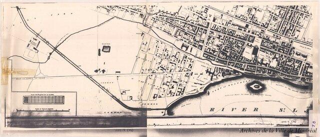 Le canal de Lachine
