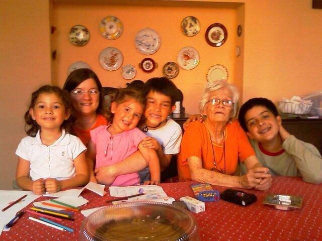 Muerte de mi abuelita