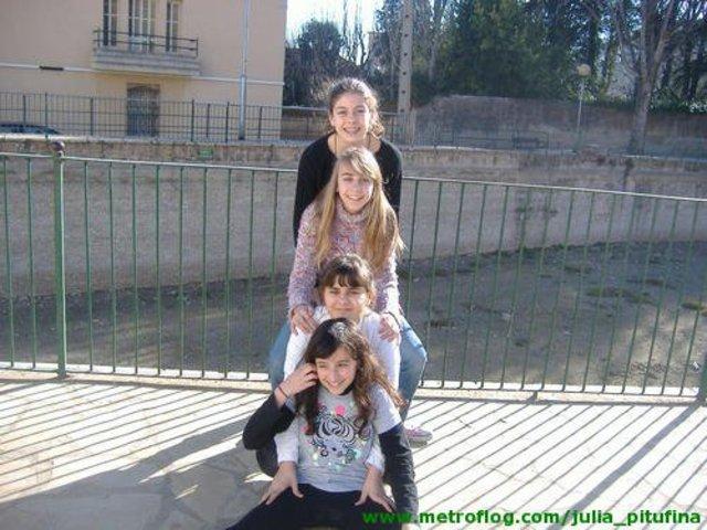 Excursió, escola Mª Anna Mogas, 2007