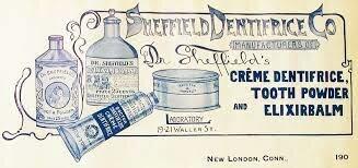 Se inventa primer marca de producto