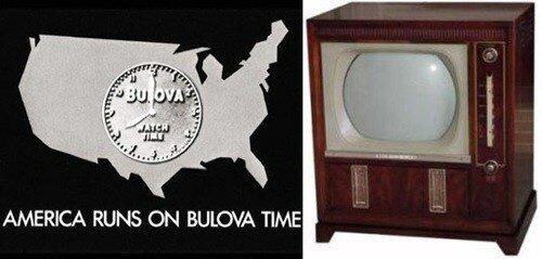 Primer Comercial de la television