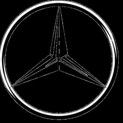 Logo Mercedes timeline