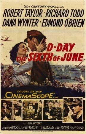 Día-D, 6 de Junio dirigida por Henry Koster.
