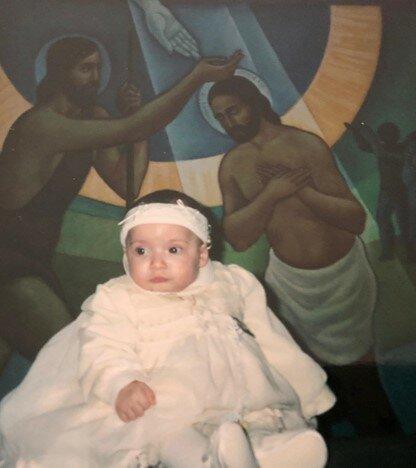 Batizado da Ana