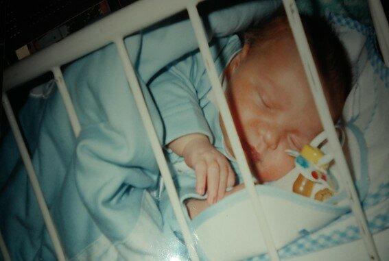 Nascimento do meu filho