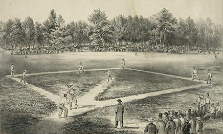 The Ultimate American Game—Baseball