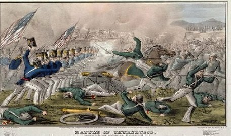 Land and Gold—The Mexican War