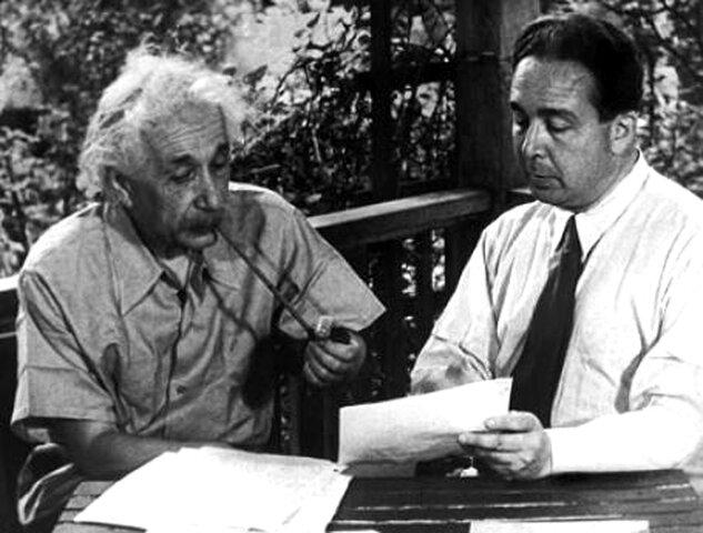 Einstein's Letter—The Manhattan Project