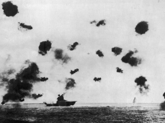Surprise—The Battle of Midway