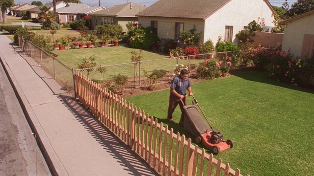 The Land of Lawns—Suburbanization