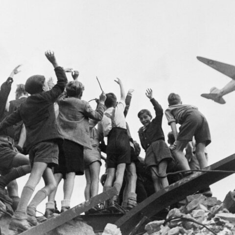 The Berlin Airlift and the Cold War