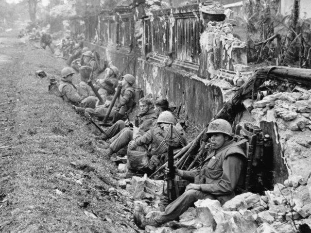 Losing Vietnam—The Tet Offensive