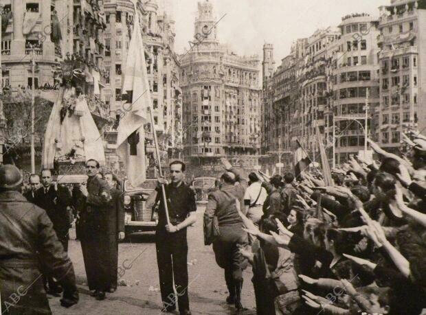 Caída de Valencia.