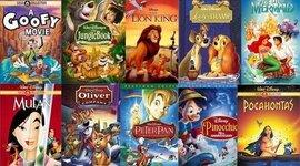 My Favorite Disney Movies timeline