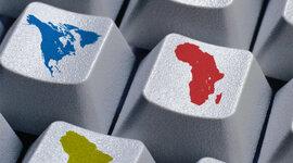 Eventos importantes de la globalización timeline