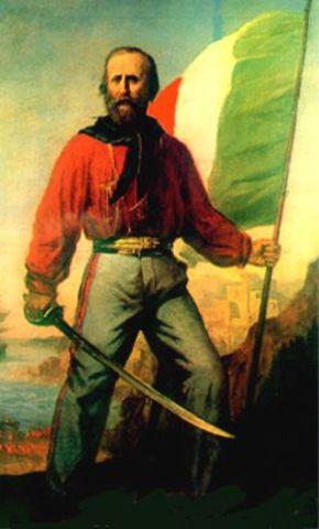 Culminación de la unificación de Italia