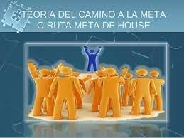 La teoría de la ruta-meta - House