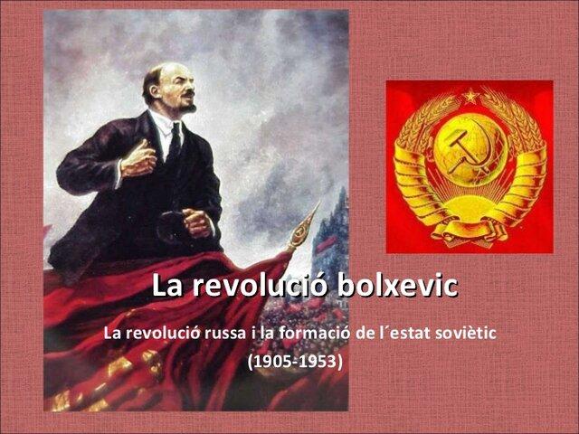 Revolució Bolxevic.