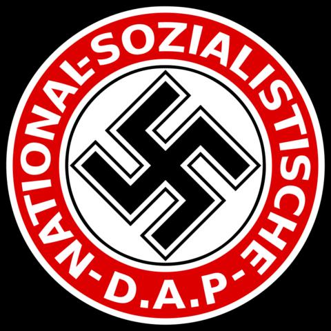 Creació del NSDAP = Partit Nazi.