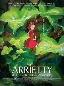 Arrietty- Il mondo segreto sotto il pavimento