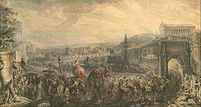 Pompey Conquered Jerusalem