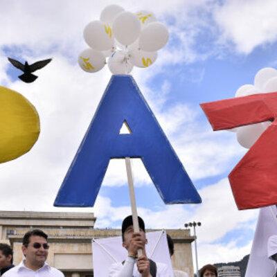 ACUERDOS DE PAZ EN COLOMBIA (2012- 2020) timeline